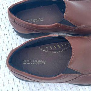 Bostonian Shoes - Bostonian brown leather shoes 10 W